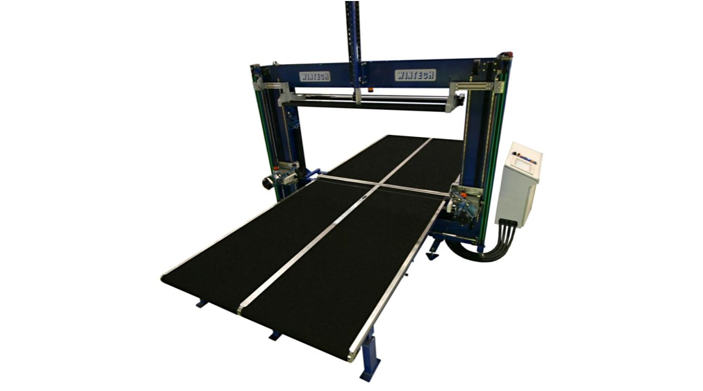 Wintech Mattress Cutting Machine | Asset Finance Case Study