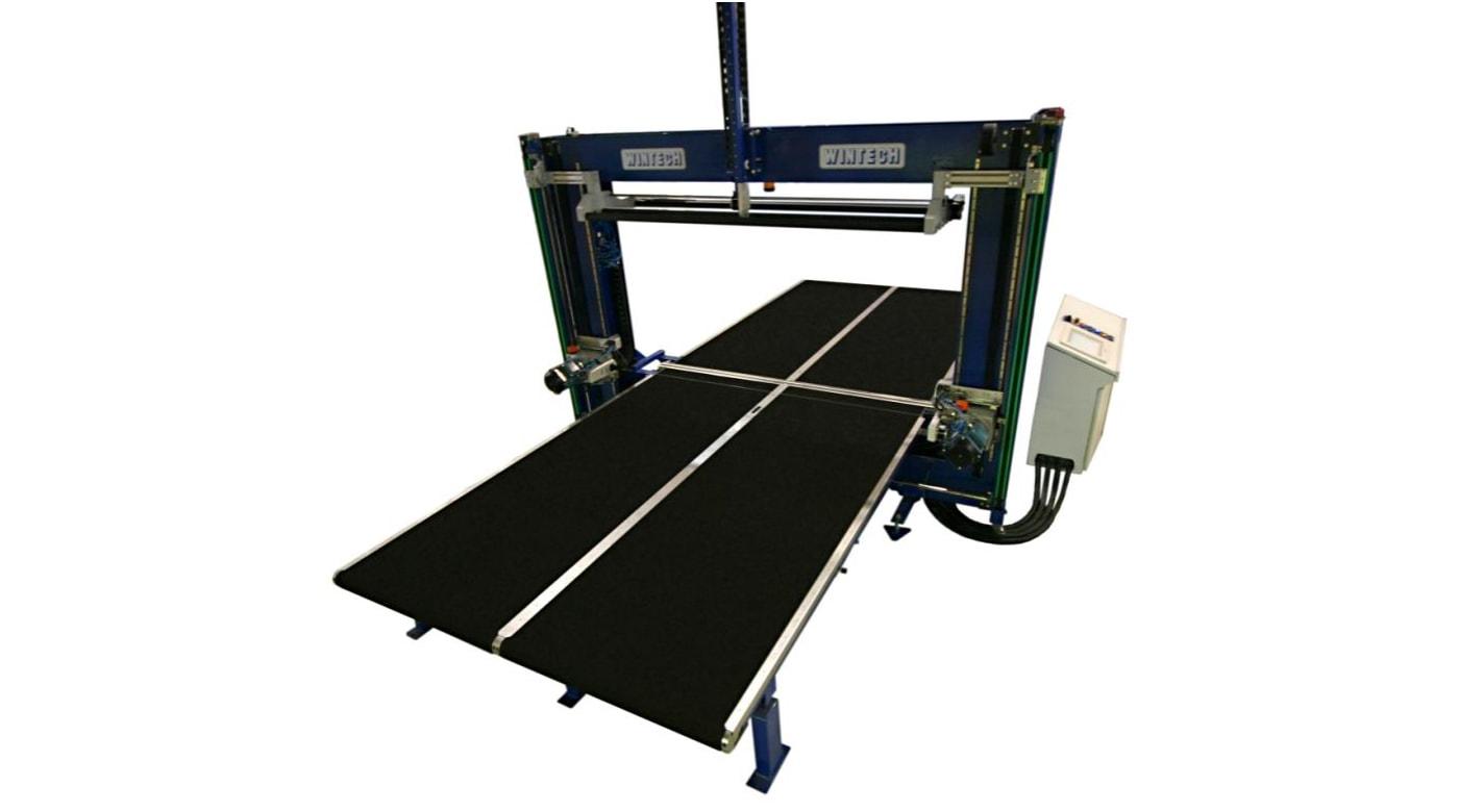 Wintech Mattress Cutting Machine | Asset Finance Case Study