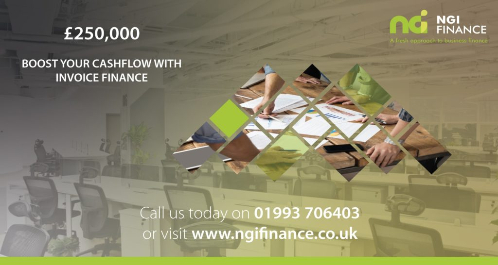 Invoice Finance in Oxfordshire | Factoring | Invoice Discounting | Business Cashflow Boost