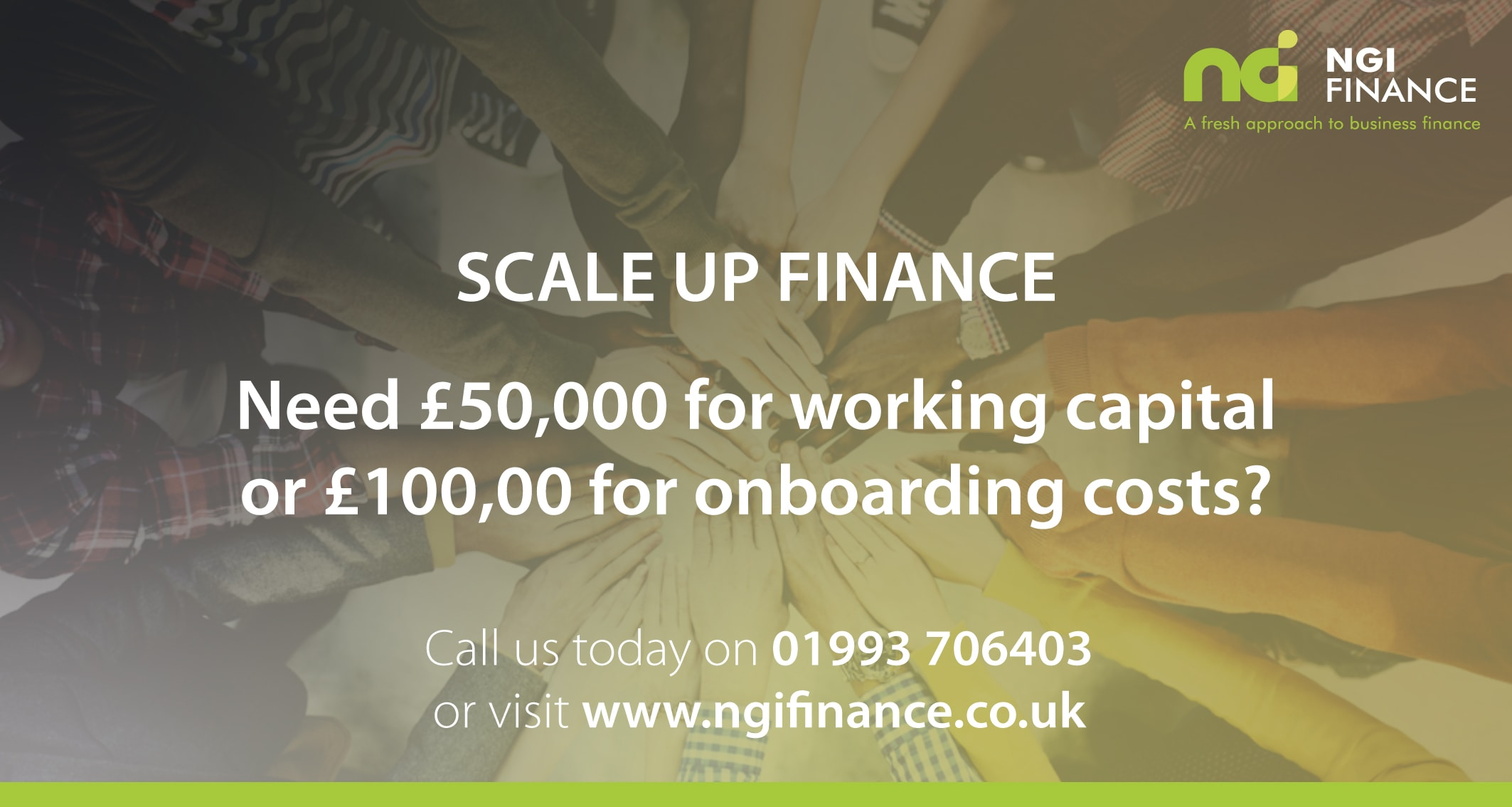 Scale Up Finance | Finance Solutions for Scale Up Business | Asset Finance | Business Loans Oxfordshire