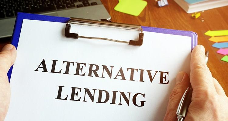 Alternative Lending   Advice on Alternative Lending   Alternative Lending Provider   What is an Alternative Lender
